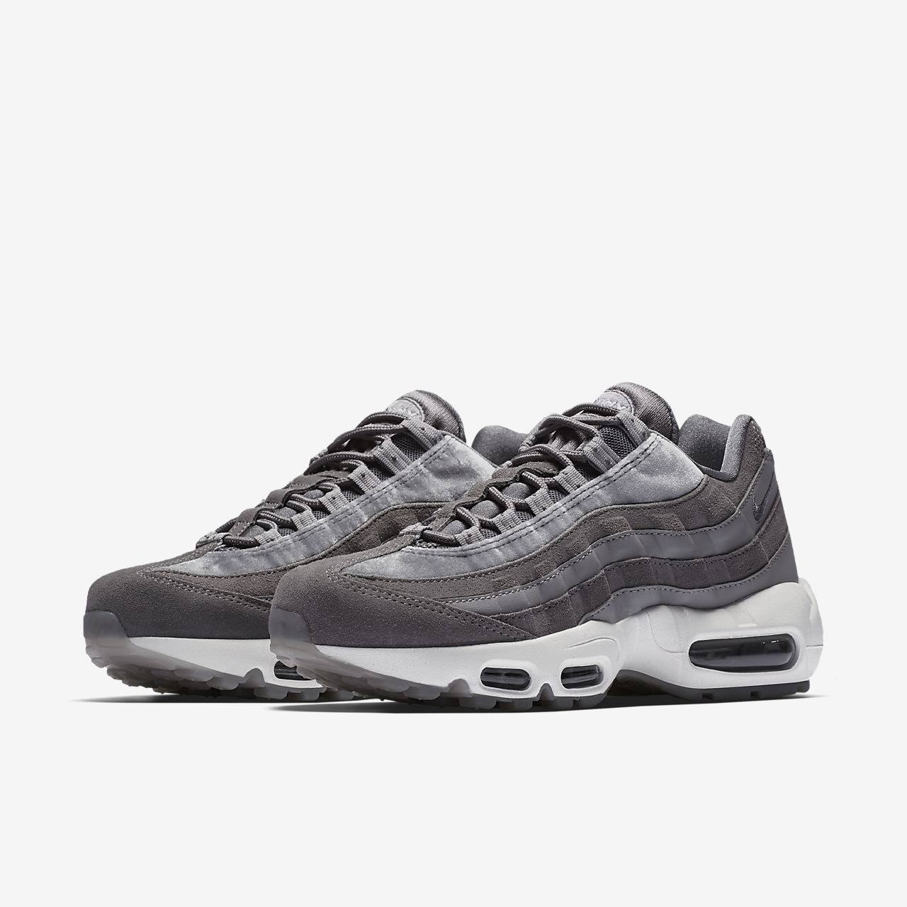 nike air max 95 grijs dames