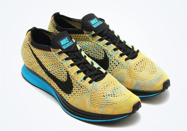 new style 40791 9b5da ... shoes blue 0da15 ed318  where to buy nike flyknit racer 77b3d 413df