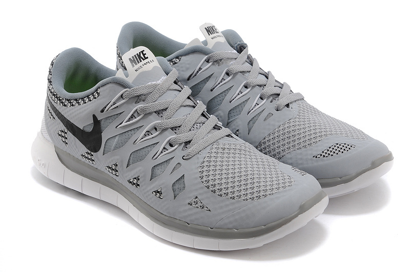 super popular 793e0 58b47 nike free 5.0 2014 men all grey shoes canada